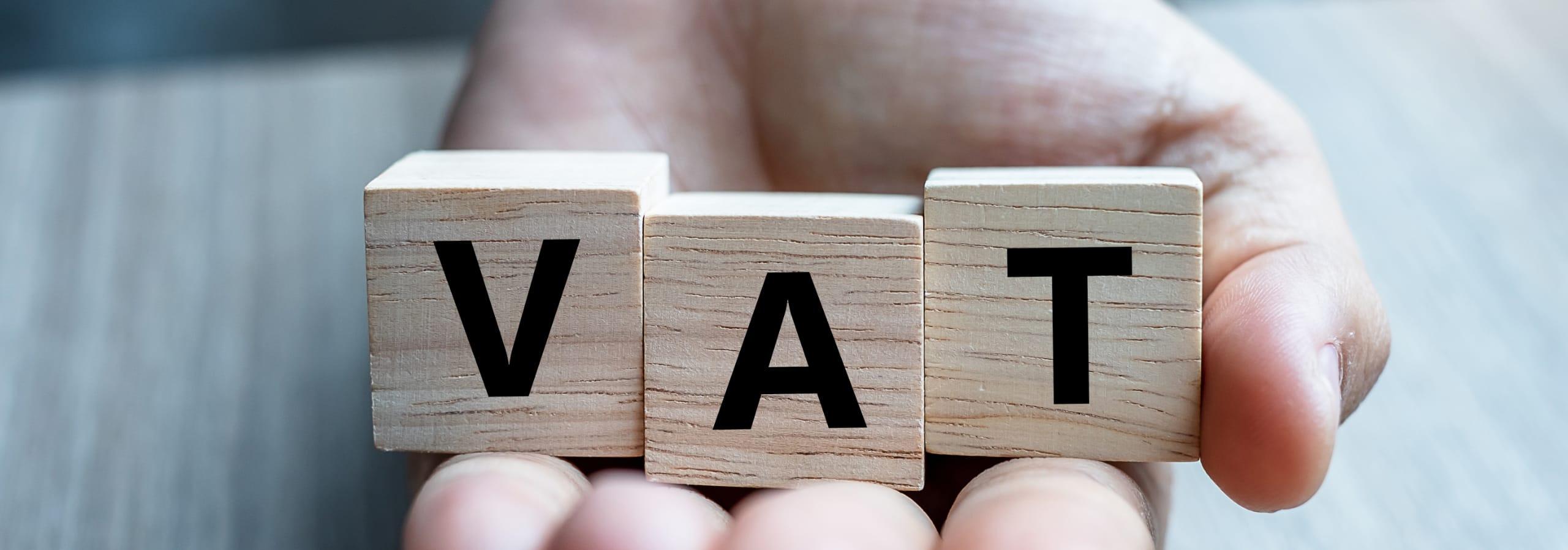 Podatek VAT na rok 2020